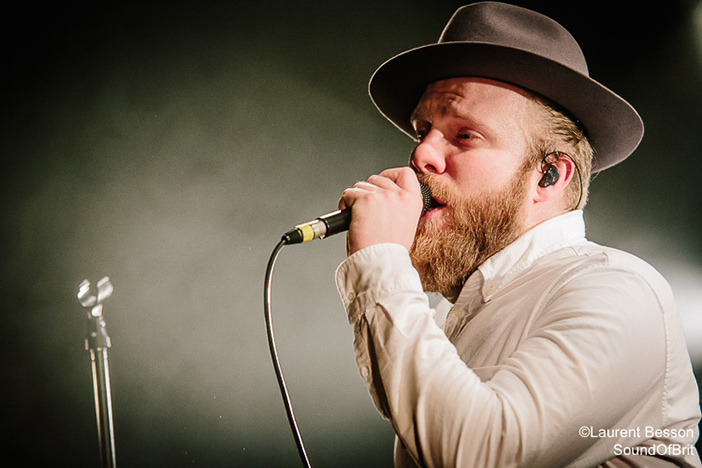 ALEX CLARE and Three Days at Greenmount