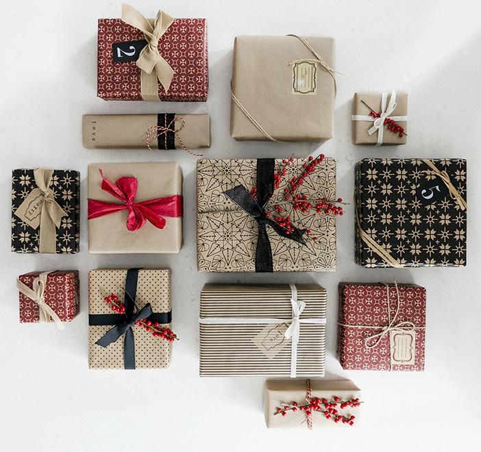 Как красиво и празднично упаковать презент