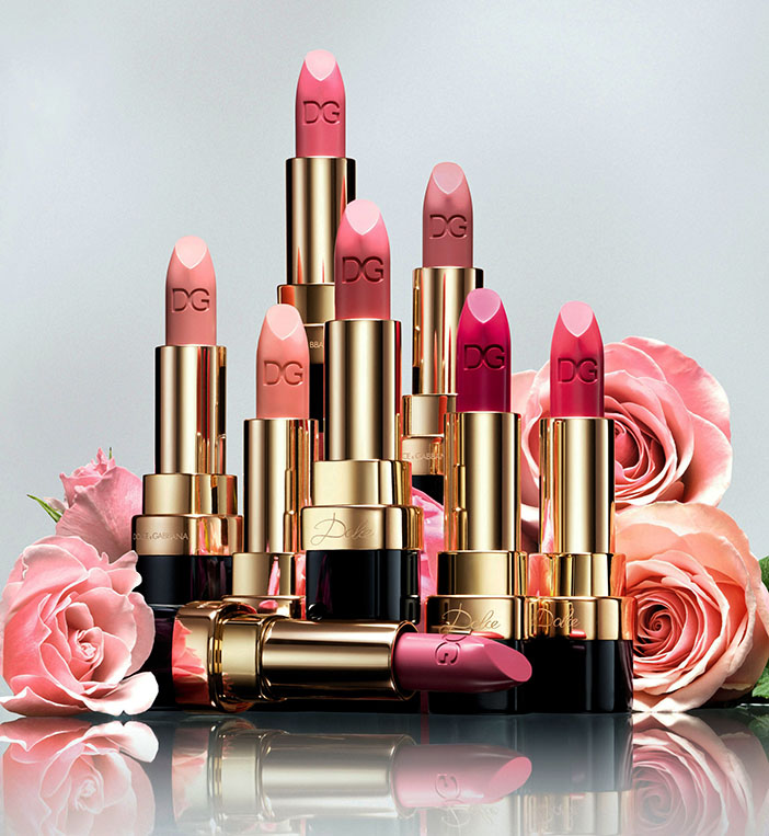 Dolce&Gabbana Makeup Rosa Collection 2016