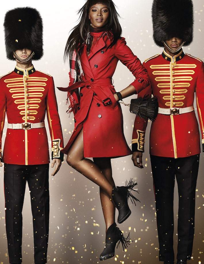 Burberry Christmas 2015