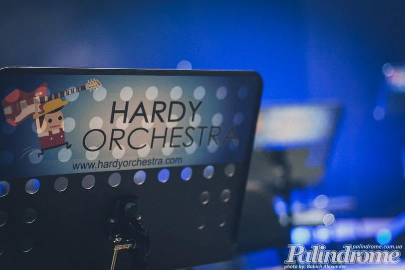 HARDY Orchestra: I Love Rock-n-Roll