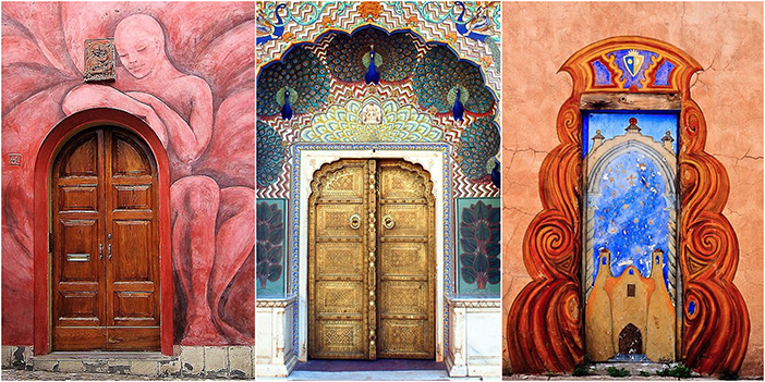 Around The World: Amazing DOORS