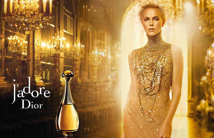 J'adore Dior Charlize Theron