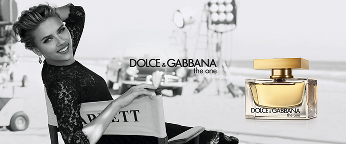Scarlett Johansson for Dolce and Gabbana