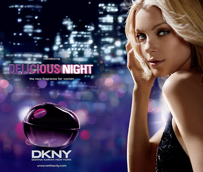 Be Delicious Night DKNY