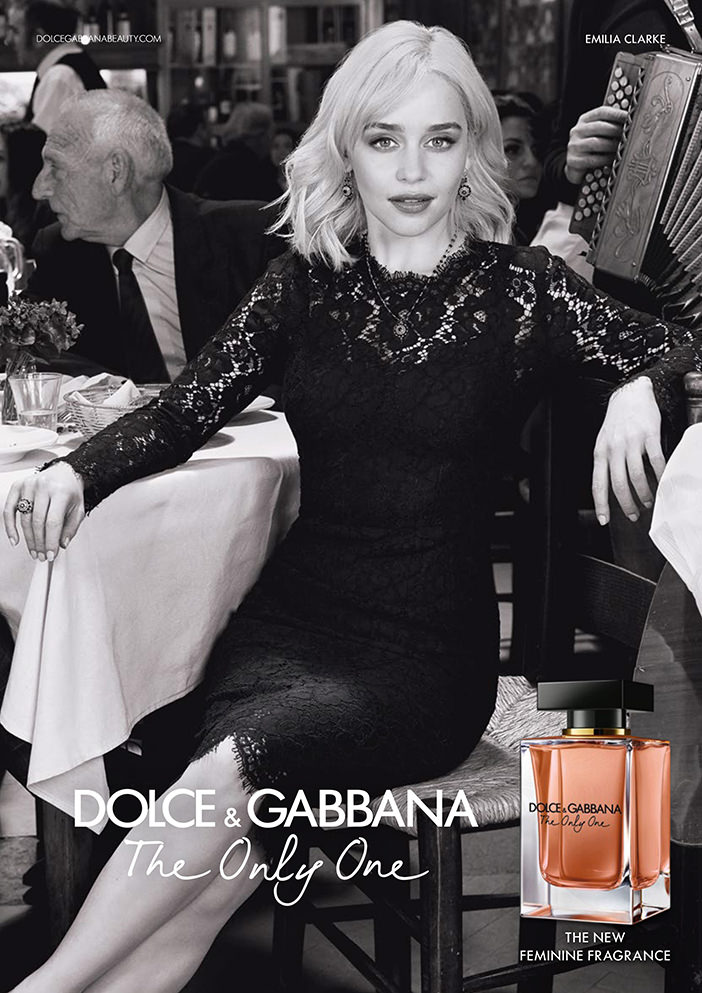 Аромат The Only One от Dolce&Gabbana
