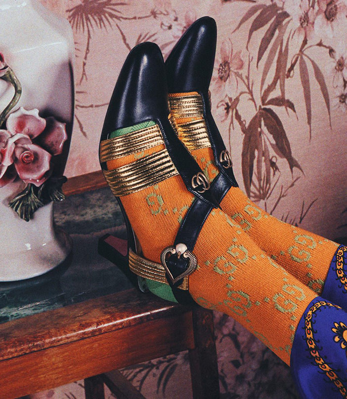 Римская рапсодия Gucci Resort 2018