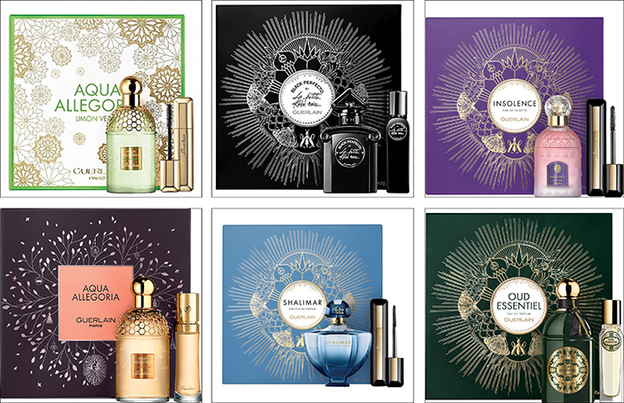 GUERLAIN Christmas Selection