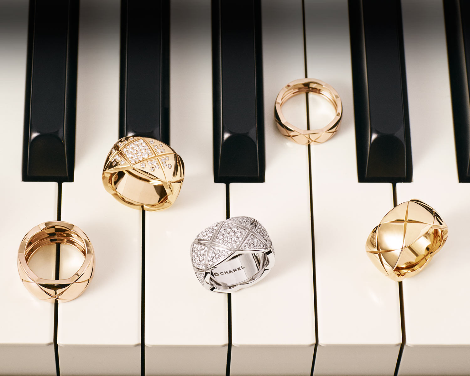 Coco Crush – Fine Jewellery By Chanel