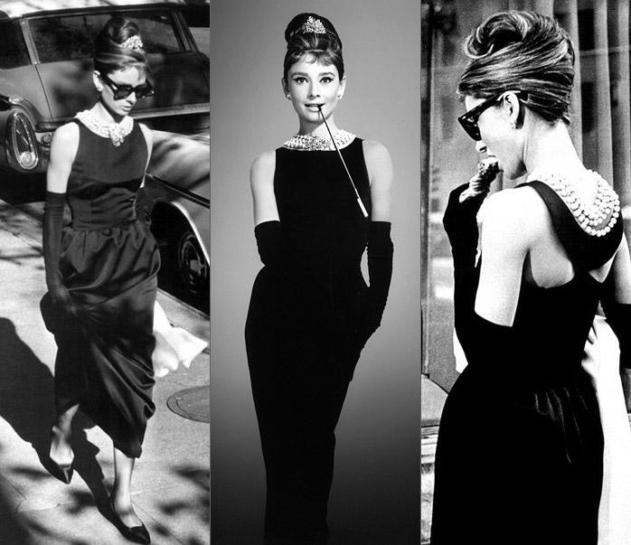Маленькое черное платье Шанель