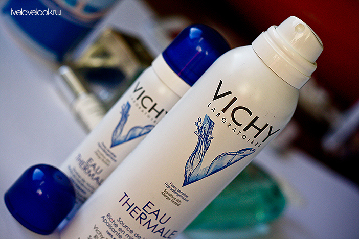 VICHY Purete Thermale Fresh Cleansing Gel& Thermal SPA Water