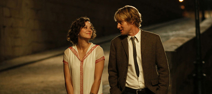 «Полночь в Париже» Midnight in Paris (2011, Оуэн Уилсон, Марион Котийяр, Рэйчел МакАдамс)