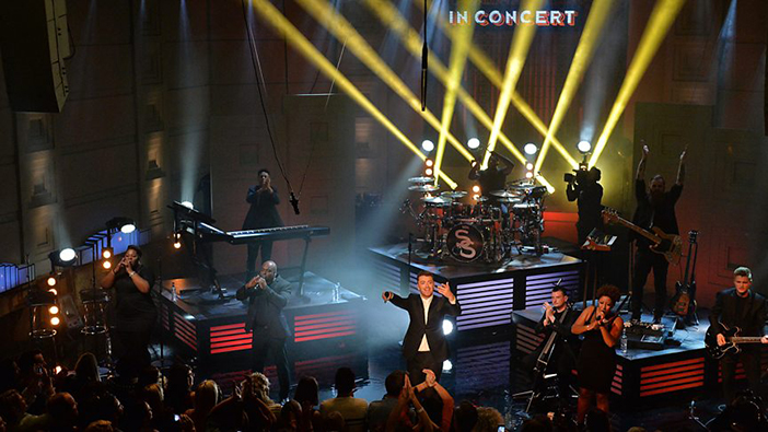 Sam Smith – Live at the BBC (2015)