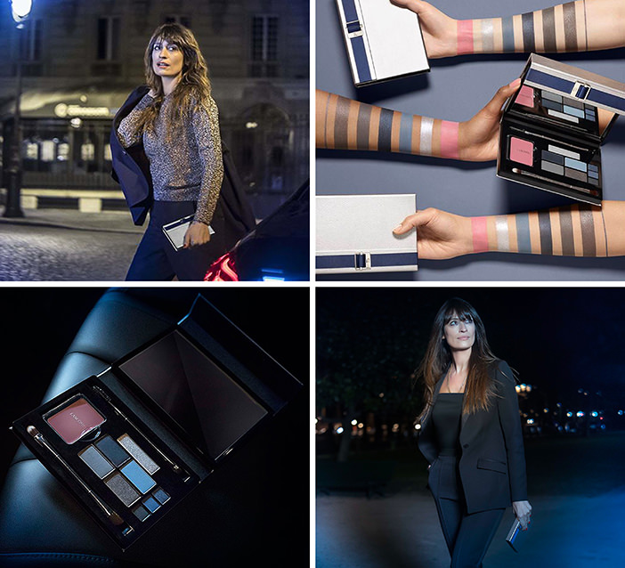 Lancome&Caroline de Maigret Midnight in Paris Palette