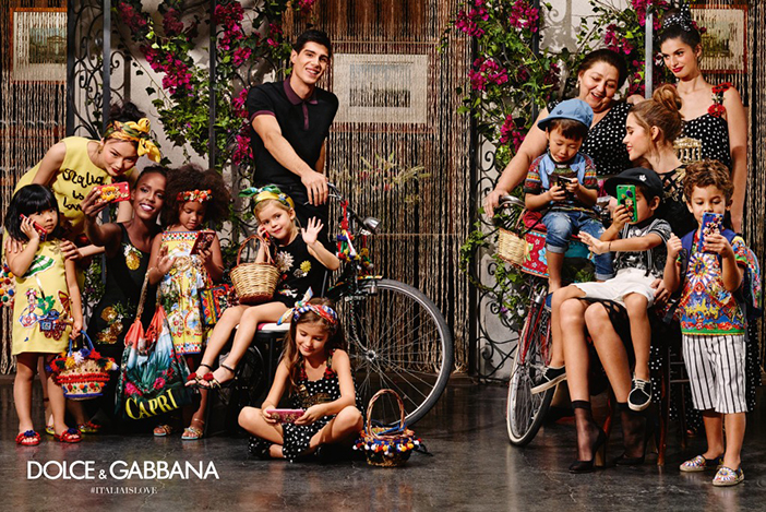 DOLCE&GABBANA Summer 2016 Collections