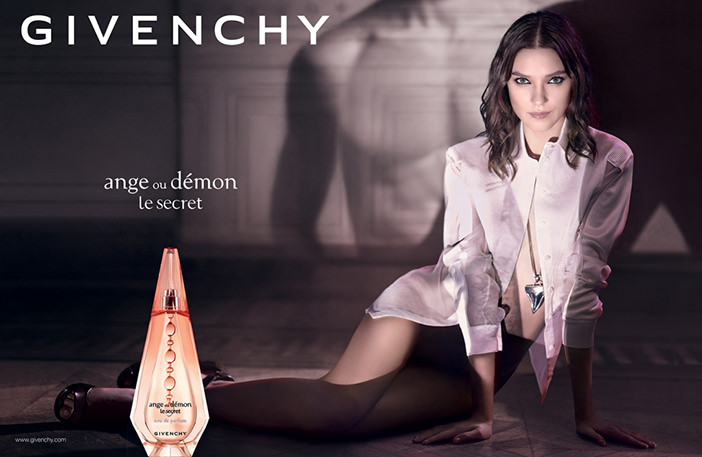 Givenchy – Ange Ou Demon Le Secret (2014, Франция)