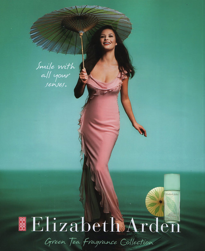 Elizabeth Arden – Green Tea (1999, США)