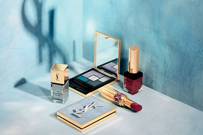 Летняя коллекция YSL Urban Escape Makeup Collection Summer 2018