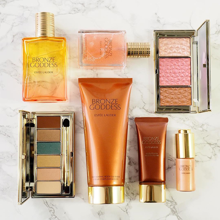 Bronze Goddess Collection от Estee Lauder