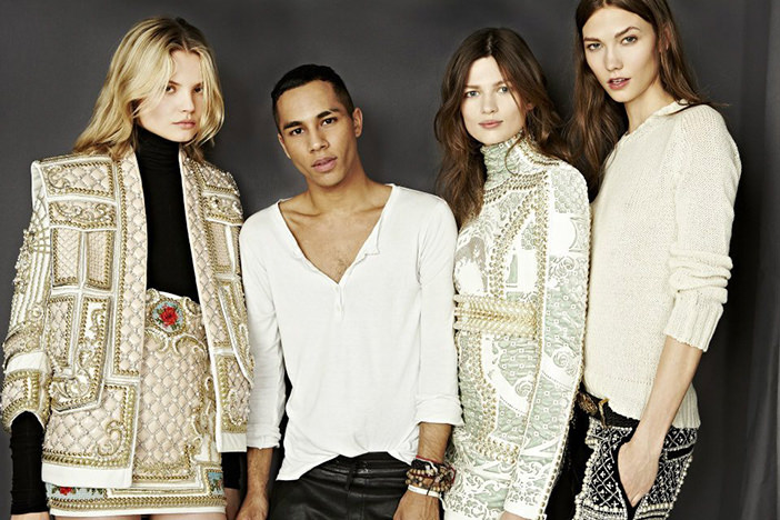 Balmain Spring 2012 Collection