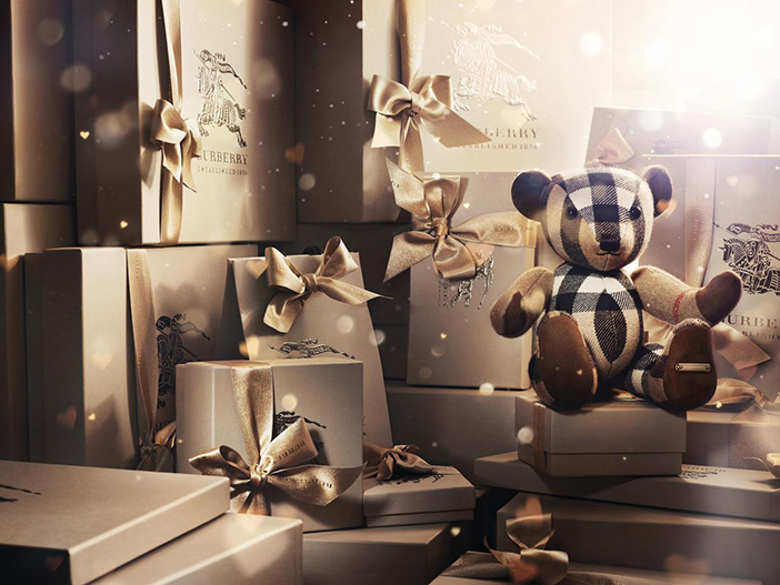 Burberry Christmas 2016