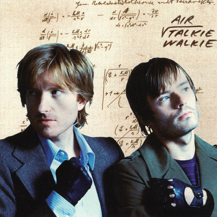 Air – Moon Safari (1998) и Talkie Walkie (2004)