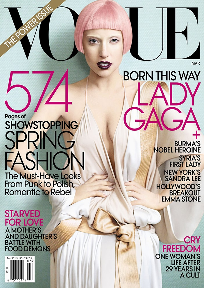Best VOGUE Covers