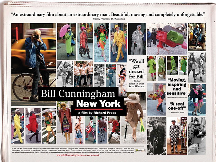Bill Cunningham New York (2010) – «Билл Каннингем Нью-Йорк»