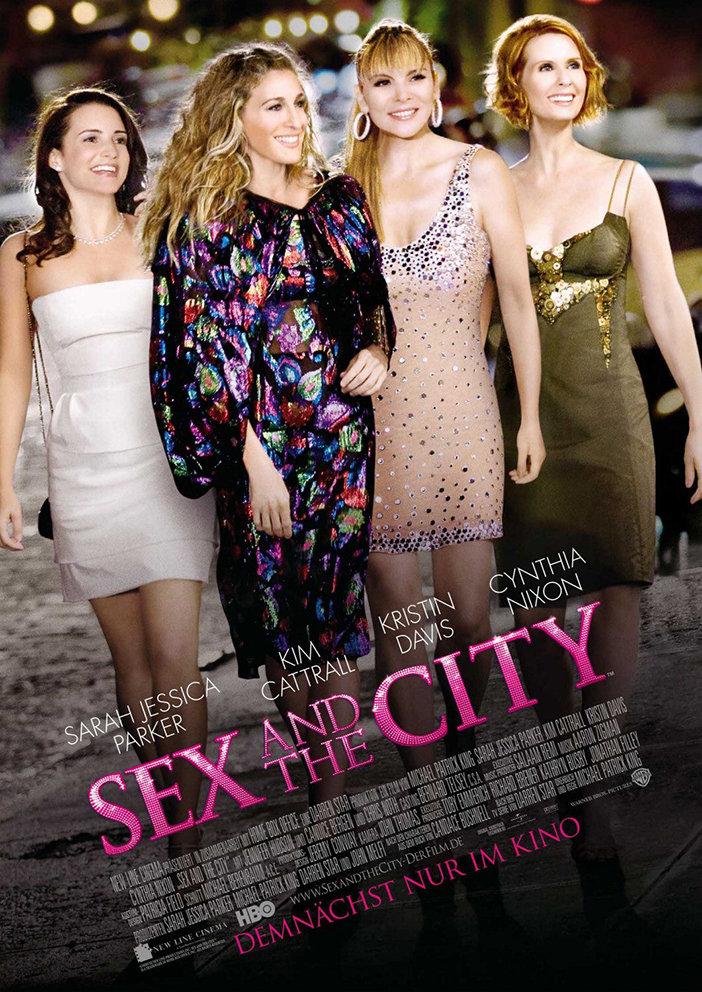 Sex and the City (2008, 2014) – «Секс и город-1, 2»