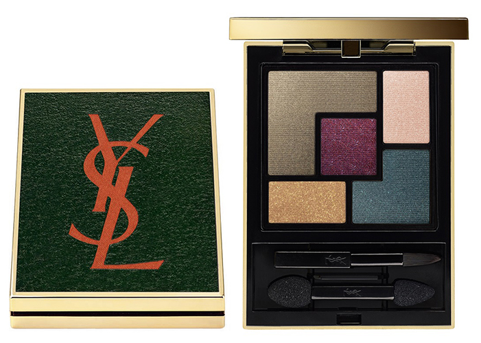 Коллекция макияжа YSL Scandal Fall 2016 Makeup Collection