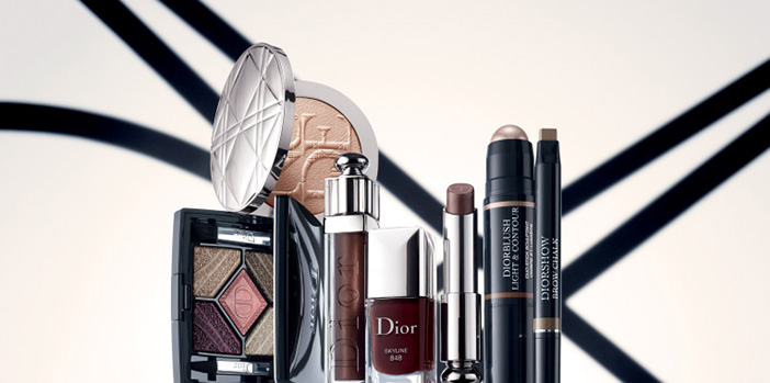 Dior Skyline Makeup Collection Fall 2016 – осенняя коллекция 2016