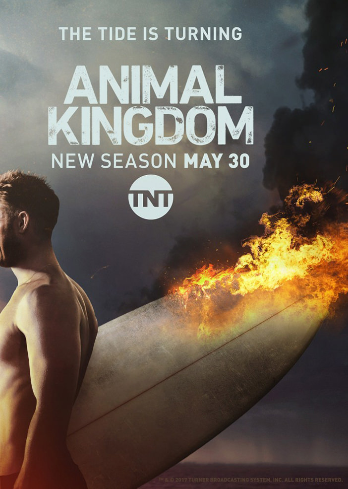 «По волчьим законам» – Animal Kingdom, США, 2016
