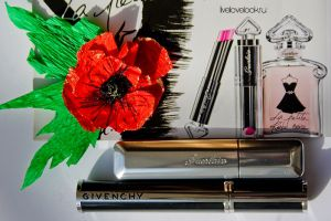 Тушь для ресниц: Guerlain Maxi Lash Waterproof или Givenchy Noir Couture 4 in 1 Mascara?
