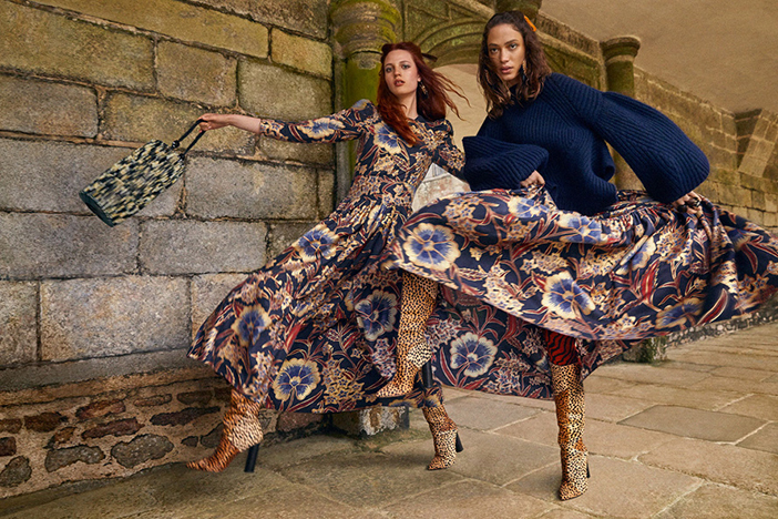 Ulla Johnson Fall 2019 Campaign