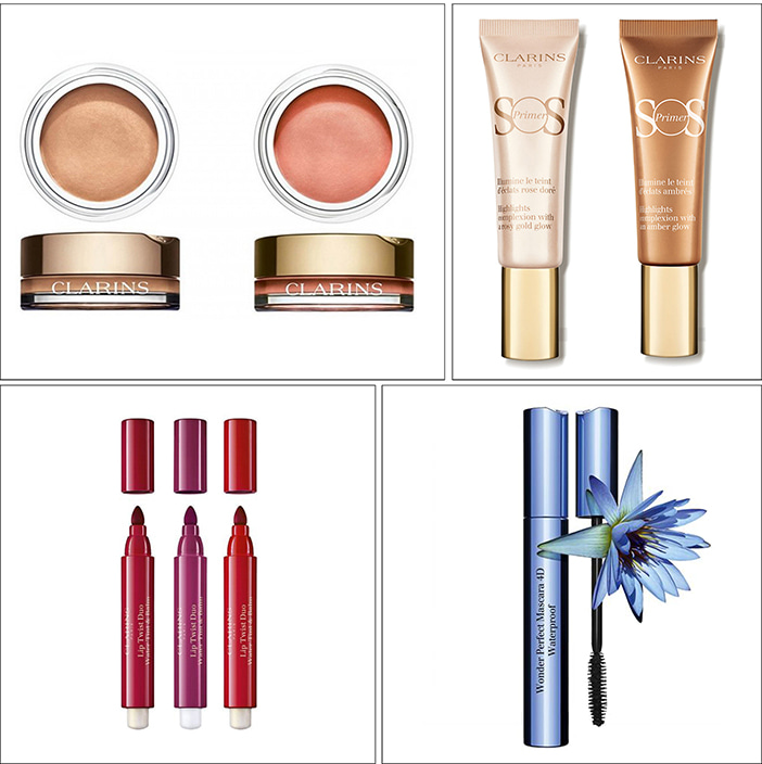 Летняя коллекция Clarins Summer 2020 Makeup Collection Sunkissed