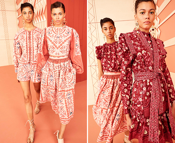 Коллекция одежды Ulla Johnson Pre-Fall 2020 Collection