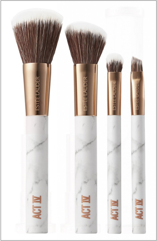 Набор кистей для макияжа Act IV Brushed by Fame Makeup Brush Set