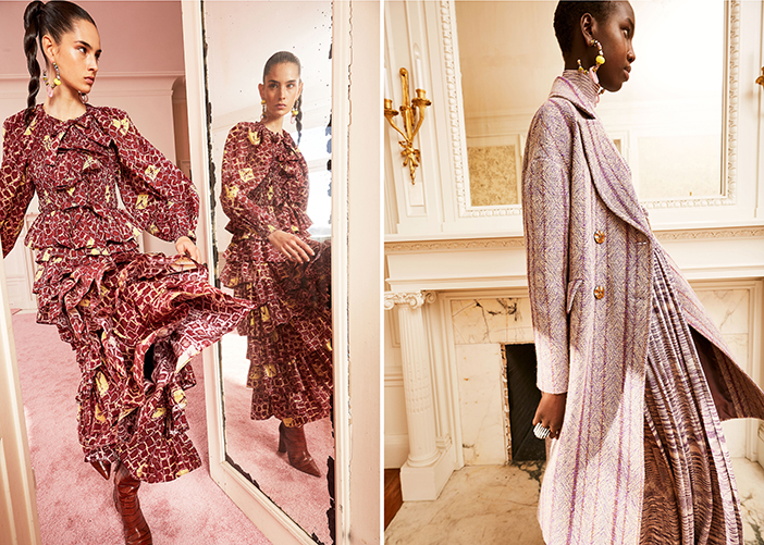 Фото кампэйна Ulla Johnson Pre-Fall 2020 Collection