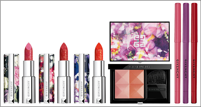 Весенняя коллекция Givenchy Gardens Spring 2020 Makeup Collection