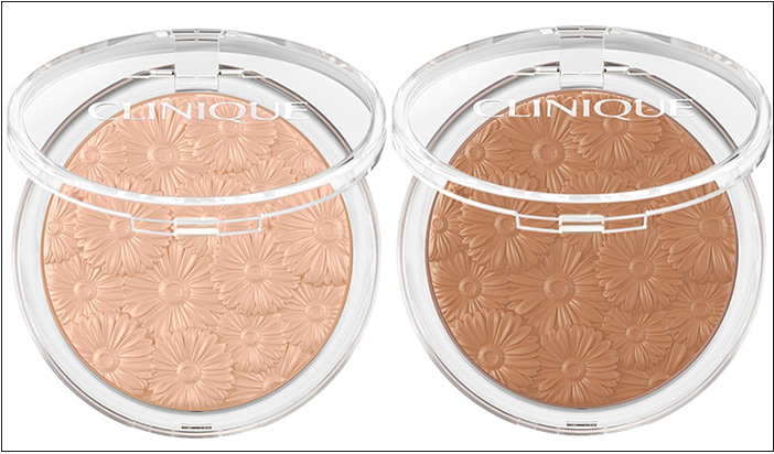 Пудра-хайлайтер Clinique Powder Pop Highlighter&Bronzer