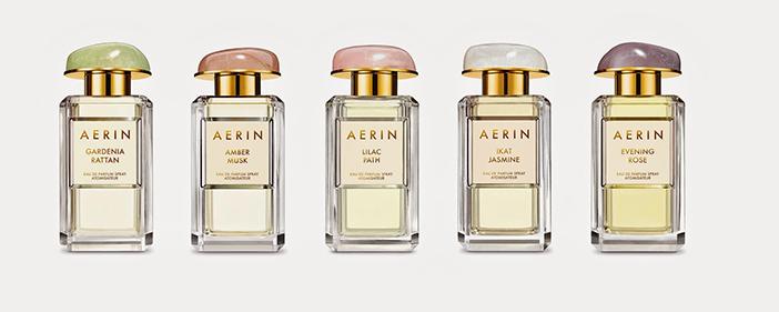 Aerin парфюмерия от Estee Lauder
