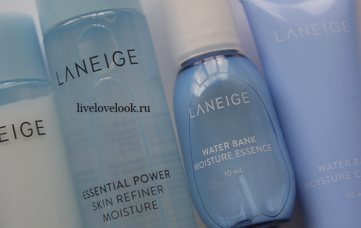 LANEIGE Moisture Care Special Kit